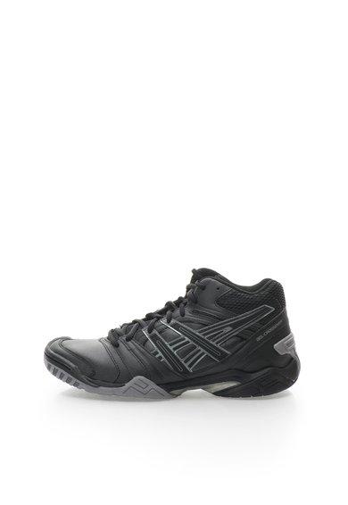 Asics Pantofi sport negru cu gri inchis Gel Crossover 4