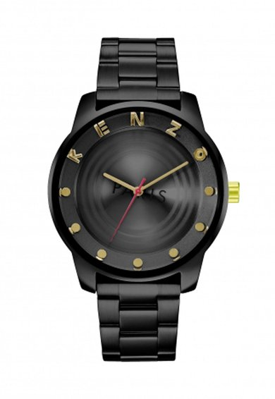 Kenzo Ceas negru 7 Point