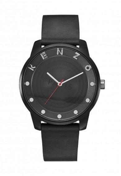 FashionDays.ro: Ceas negru cu o curea de piele 7 Point Kenzo