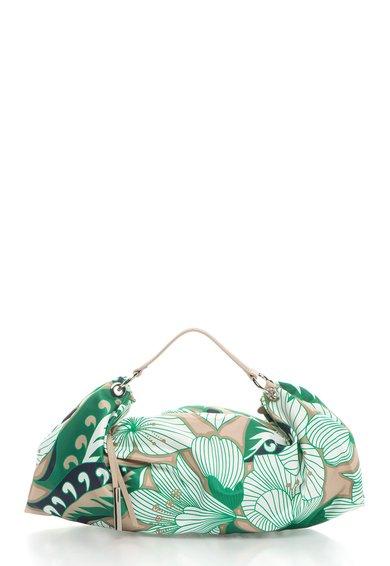 COCCINELLE Geanta hobo multicolora cu model floral St.Tropez
