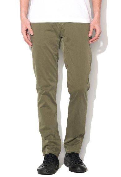 FashionDays.ro: Pantaloni conici verde militar Napier New Zealand Auckland
