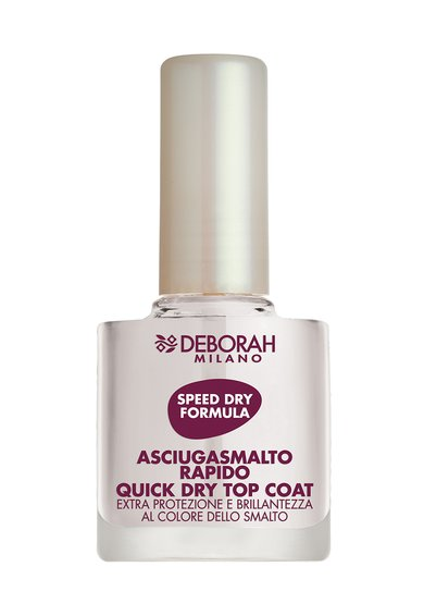 Deborah Lac de unghii transparent Quick Dry
