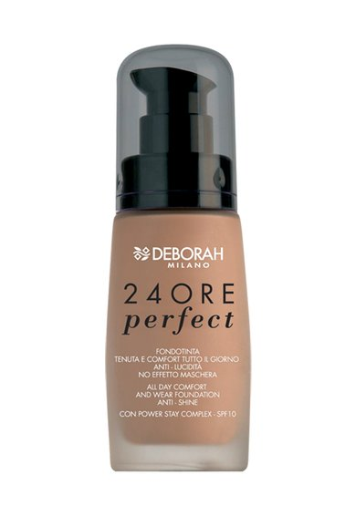 Fond de ten 24Hours Perfect 01-Fair Anti-Shine de la Deborah