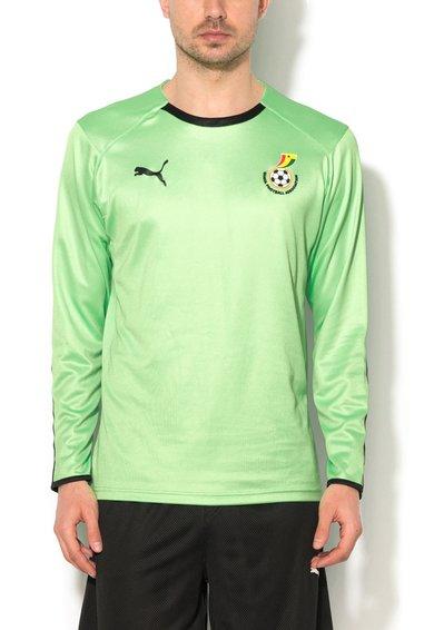 Puma Bluza verde neon pentru portari Olympics