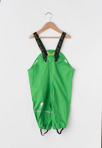 FashionDays.ro: Salopeta verde de ploaie CeLaVi