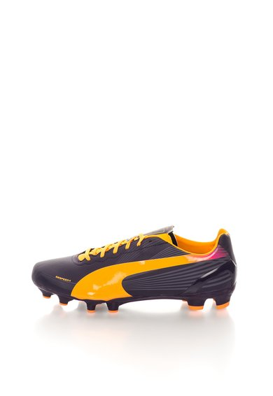 Puma Pantofi sport violet cu oraj evoSpeed 4.2
