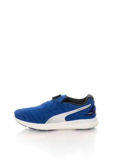 FashionDays.ro: Pantofi pentru alergare albastru cobalt Ignite Disc Puma
