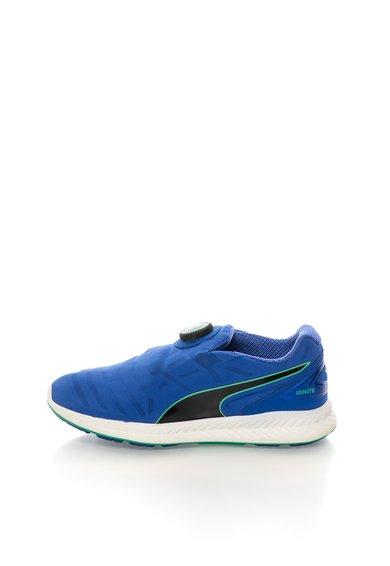 FashionDays.ro: Pantofi pentru alergare albastru persan Ignite Disc Puma