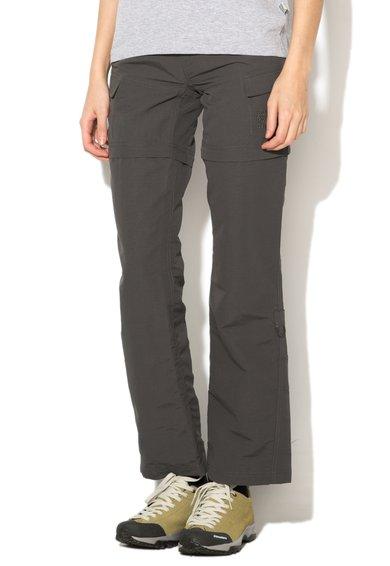 FashionDays.ro: Pantaloni convertibili regular fit gri inchis Paramount The North Face