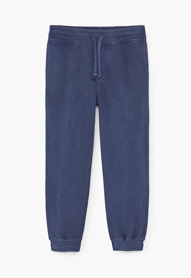 FashionDays.ro: Pantaloni sport albastru inchis Jumbo MANGO