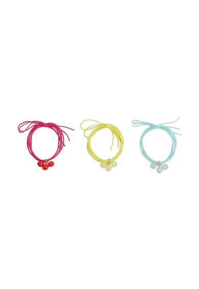 Set De Elastice De Par Multicolore Balls - 3 Piese