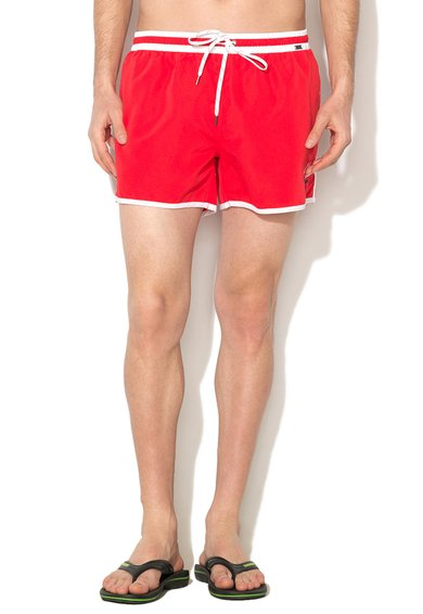 Pantaloni scurti de baie rosii Short Mix