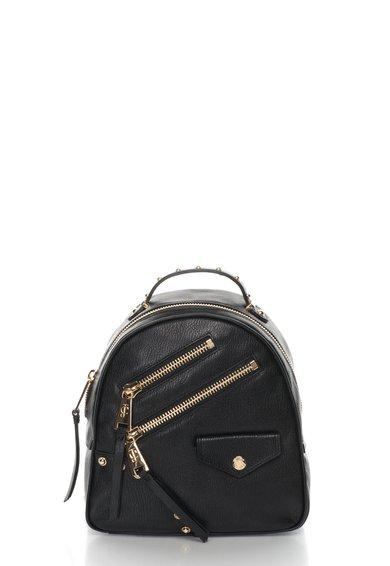 Juicy Couture Rucsac negru de piele Olympic