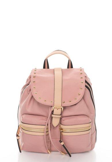 FashionDays.ro: Rucsac roz de material textil Mariposa Juicy Couture