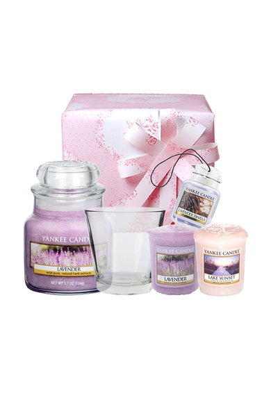 Yankee Candle Set cadou Relax In Provence – 5 piese