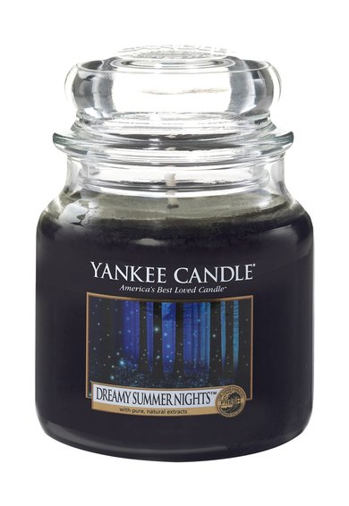 FashionDays.ro: Lumanare parfumata medie in borcan Dreamy Summer Nights™ Yankee Candle