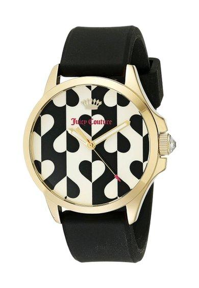 FashionDays.ro: Ceas negru cu auriu Daydreamer Juicy Couture