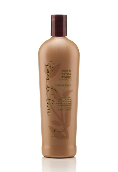 Sampon Argan Oil Sleek And Smooth