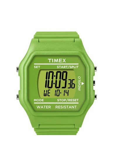 Timex Ceas cronograf verde Jumbo