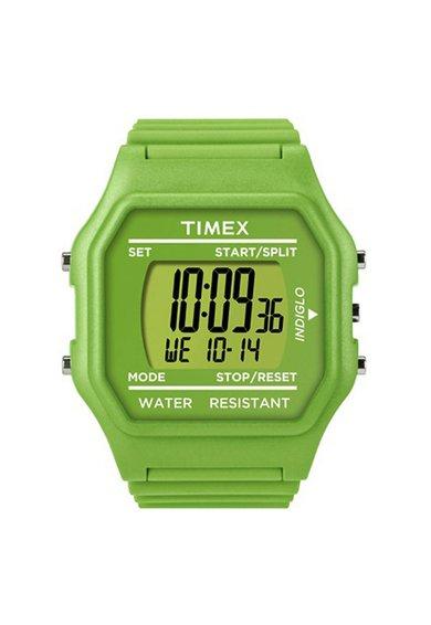 Ceas cronograf verde Jumbo